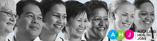 Auckland Health Jobs